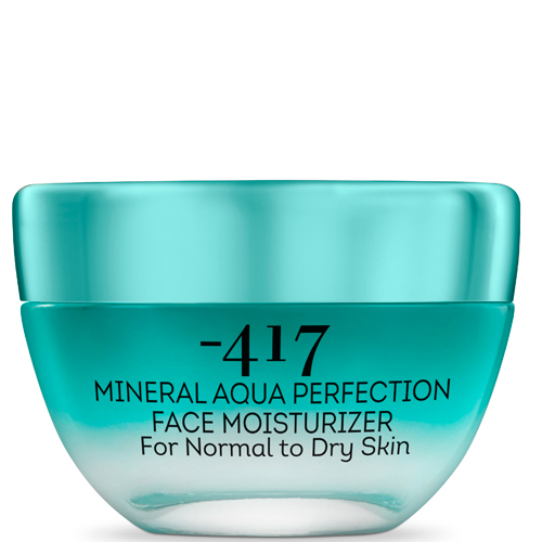 Minus 417 Mineral Aqua Perfection Face Moisturizer for Normal to Dry skin 50ml 1.7oz