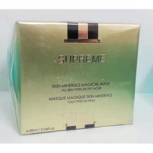 Dead Sea Premier Supreme Magical Mask All Skin Types except Acne 60ml