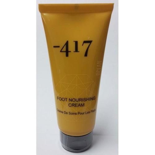 Minus 417 Dead Sea Cosmetics - Nourishing Foot Cream