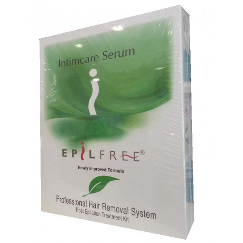 EpilFree Intimcare Serum Professional Hair Removal System