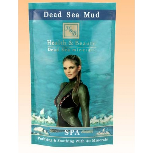 Dead Sea H&B Mineral Mud 600gr/21.06 oz