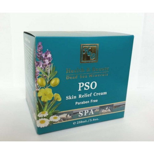 H&B Dead Sea Pso Skin Relief Psoriasis Cream