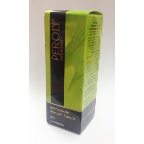 Peroly Immediate Facelift Serum 30ml/ 1 oz