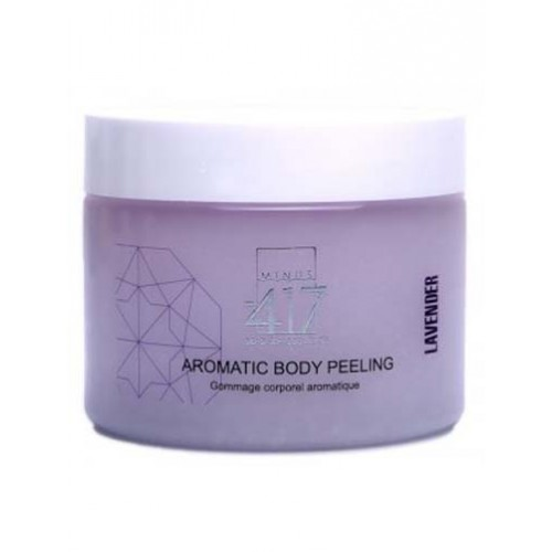 Minus 417 Dead Sea Cosmetics - Aromatic Body Peeling - Lavender