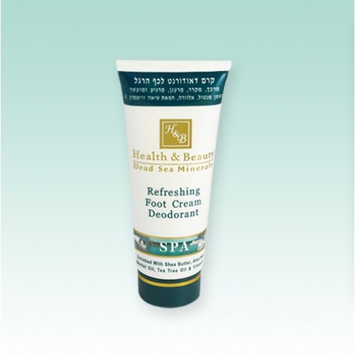 H&B Refreshing Foot Cream Deodorant