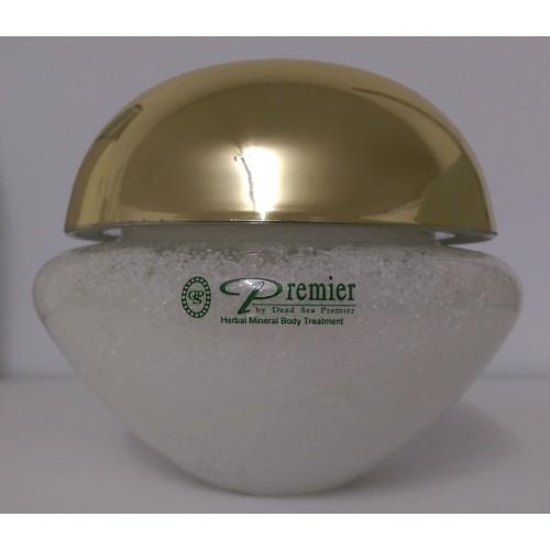 Dead Sea Premier Herbal Salt Body Scrub Diamond 250gr