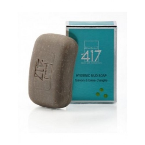 Minus-417 - Dead Sea Hygienic Mud Soap