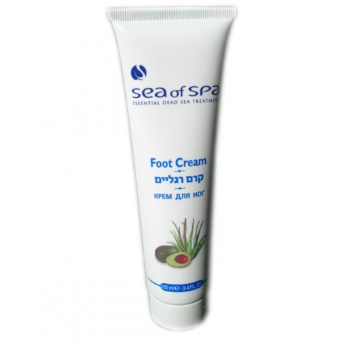 Sea Of Spa Avocado Foot Cream