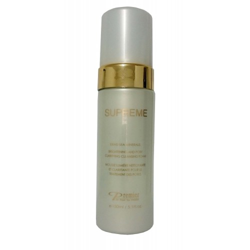 Dead Sea Premier Supreme Cleansing Foam