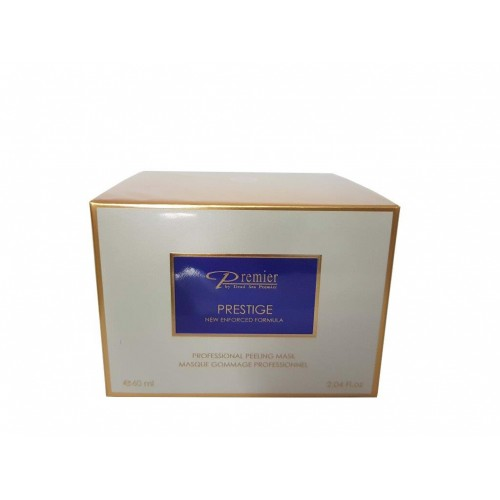 Dead Sea Premier Prestige Professional Peeling Mask 60ml/2.04Fl.oz in DAMAGED BOX
